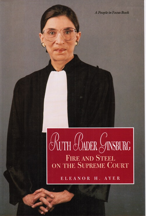 Image for Ruth Bader Ginsburg: Fire and Steel on the Supreme Court