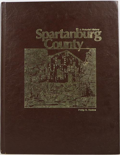 Image for Spartanburg County: A Pictorial History