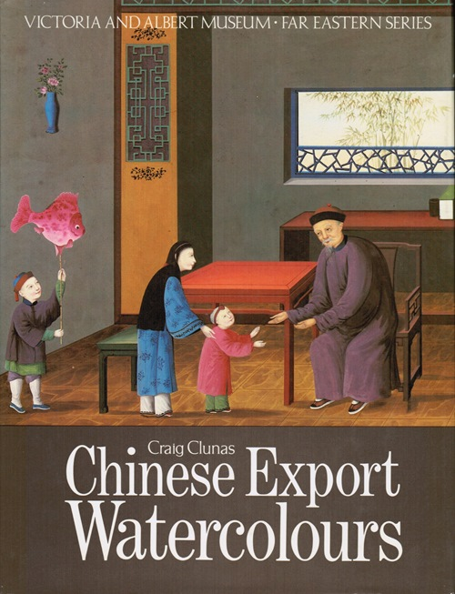 Image for Chinese Export Watercolours