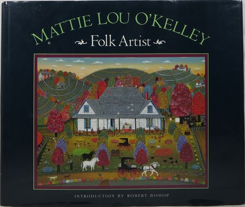 Image for Mattie Lou O'Kelley: Folk Artist