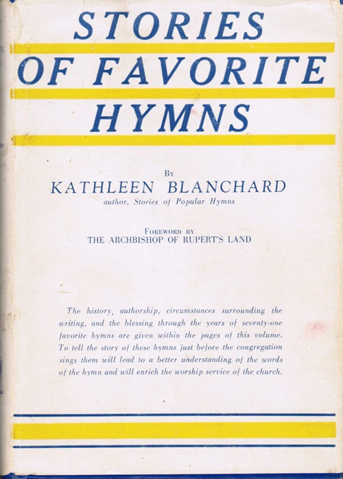 Image for Stories of Favorite Hymns