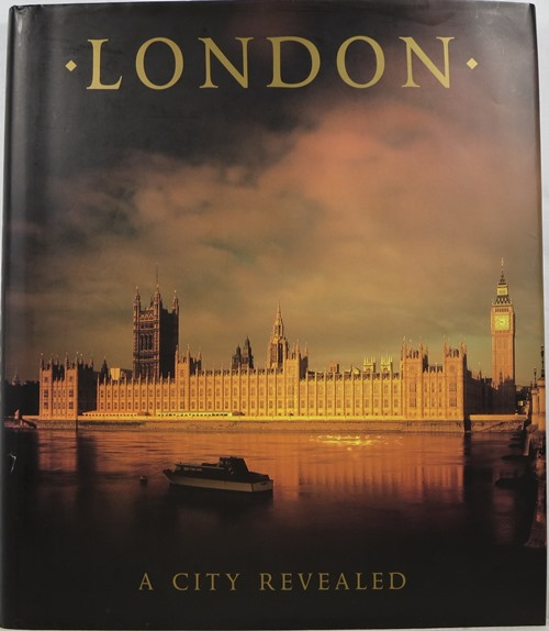 Image for London: A City Revealed