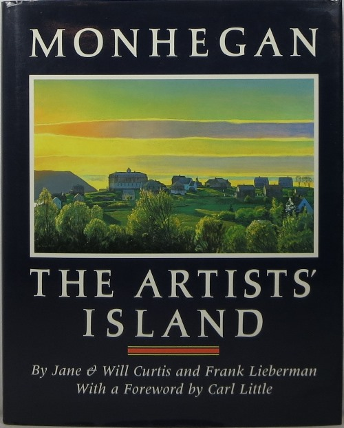 Image for Monhegan: The Artists' Island