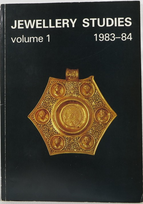 Image for Jewellery Studies Volume 1, 1983-84