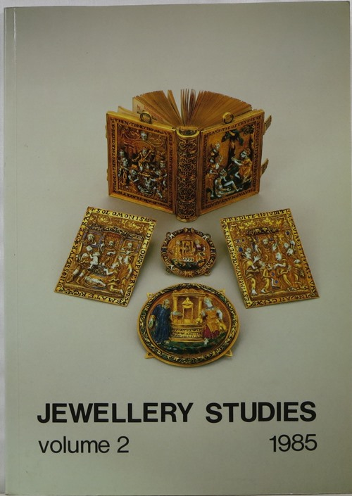 Image for Jewellery Studies Volume 2, 1985