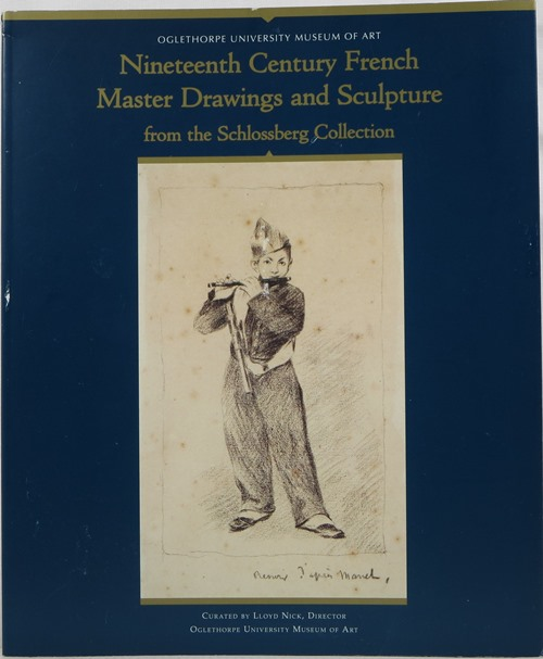 Image for Nineteenth Century French Master Drawings and Sculpture from the Schlossberg Collection