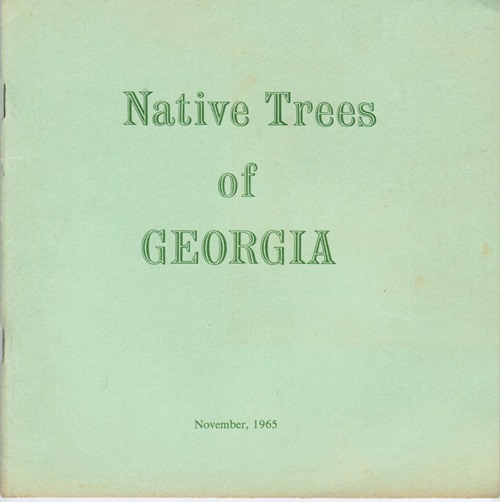 Image for Native Trees of Georgia