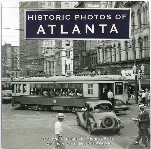 Image for Historic Photos of Atlanta