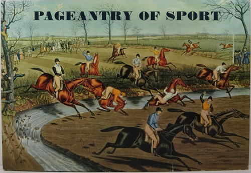Image for Pageantry of Sport: From the Age of Chivalry to the Age of Victoria