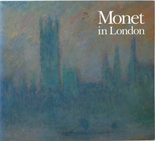 Image for Monet in London