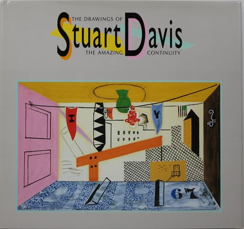Image for The Drawings of Stuart Davis: The Amazing Continuity