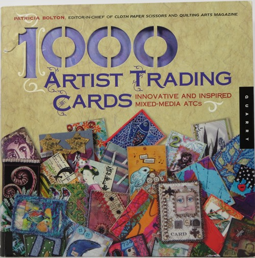 Image for 1000 Artist Trading Cards: Innovative and Inspired Mixed-Media ATCs