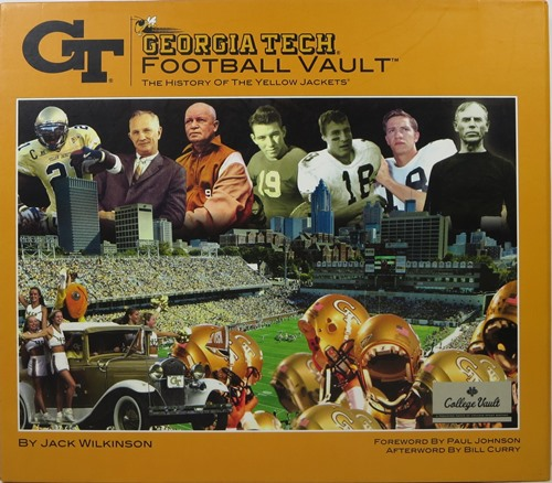 Image for Georgia Tech Football Vault: TheXX History of the Yellow Jackets