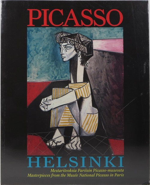 Image for Picasso Helsinki: Mestariteoksia Pariisin Picasso-muscota = Masterpieces from the Musée Picasso in Paris
