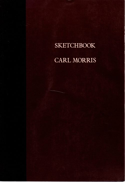 Image for Sketchbook Carl Morris
