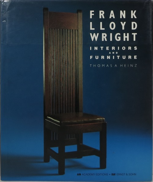 Image for Frank Lloyd Wright: Interiors and Furniture