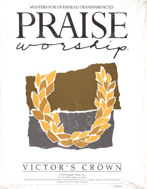 Image for Praise Worship Masters for Overhead Transparencies: Victor's Crown (HM028MT)