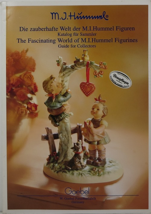Image for Die Zauberhafte Welt der M. I. Hummel Figuren: Katalog für Sammler = The Fascinating World of M. I. Hummel Figurines: Guide for Collectors