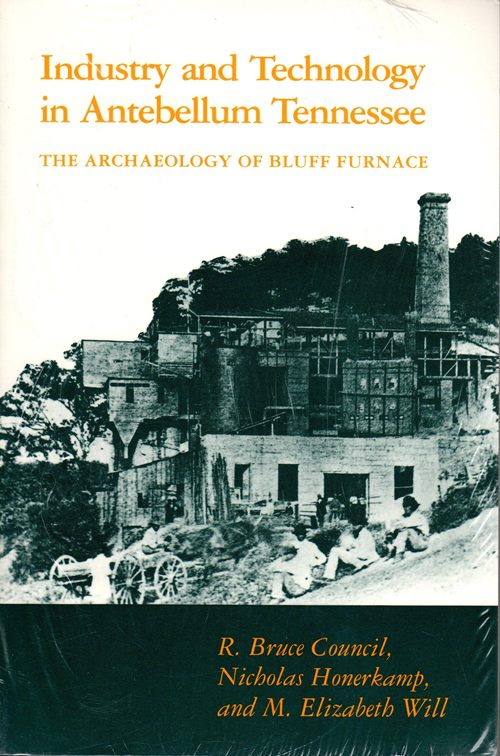 Image for Industry and Technology in Antebellum Tennessee: The Archaeology of Bluff Furnace