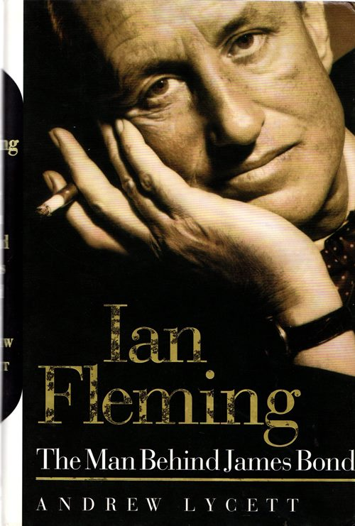 Image for Ian Fleming: The Man Behind James Bond