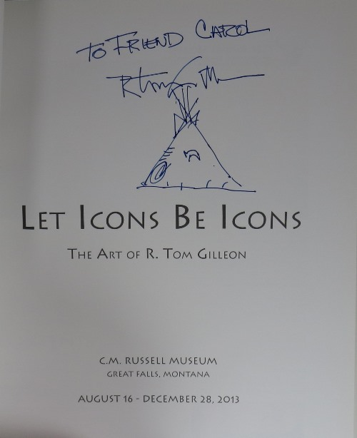Image for Let Icons be Icons: The Art of R. Tom Gilleon