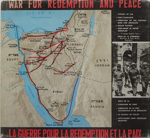 Image for War for Redemption and Peace = La Guerre pour la Redemption et la Paix