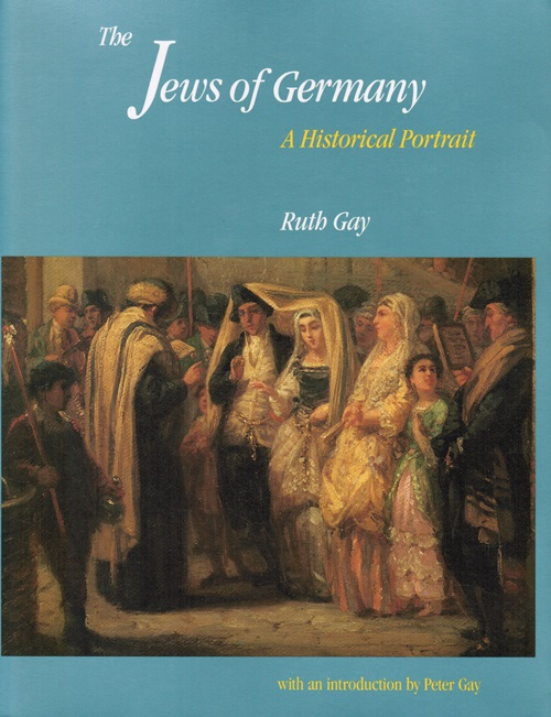 Image for The Jews of Germany: A Historical Portrait