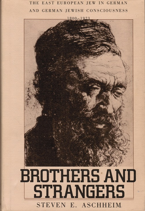 Image for Brothers and Strangers: The East European Jew in German and German Jewish Consciousness, 1800-1923