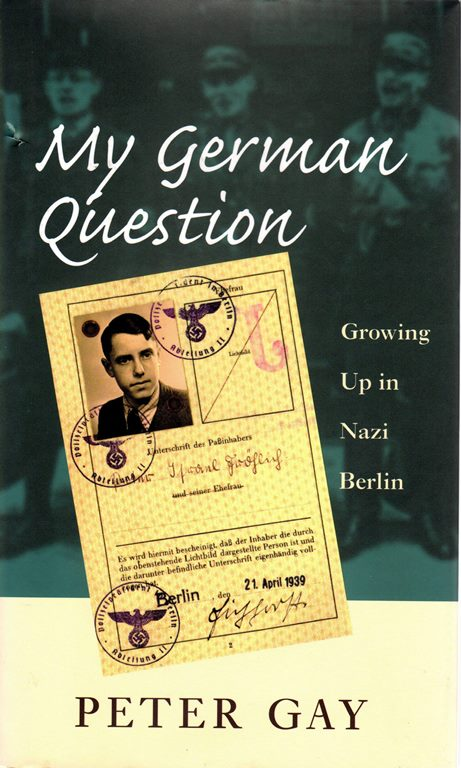 Image for My Nazi Question: Growing Up in Nazi Berlin
