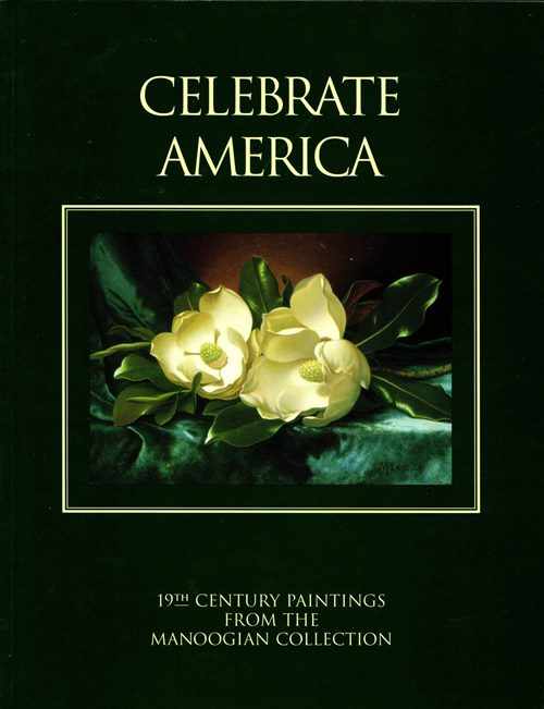 Image for Celebrate America: 19th Century Paintings from the Manoogian Collection