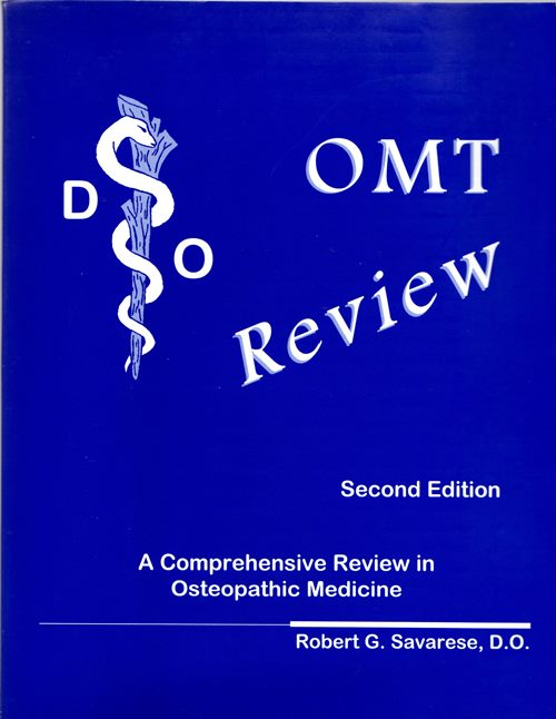 Image for OMT Review: A Comprehensive Review in Osteopathic Medicine