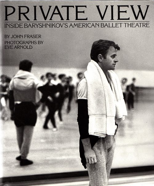 Image for Private View: Inside Baryshnikov's American Ballet Theatre