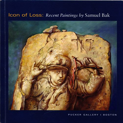 Image for Icon of Loss: Recent Paintings by Samuel Bak