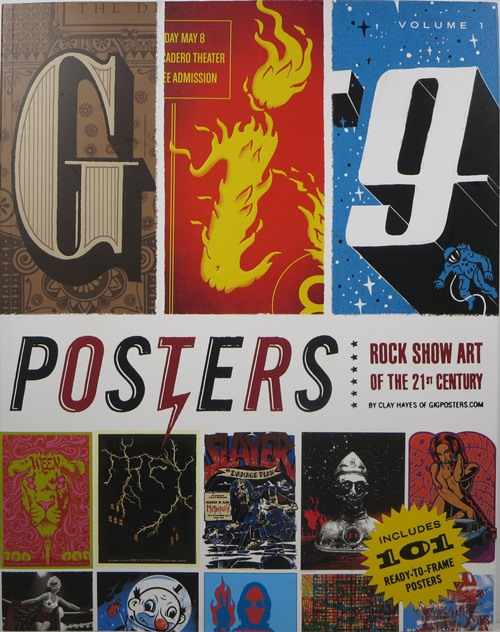 Image for Gig Posters Volume 1: Rock Show Art of the 21st Century