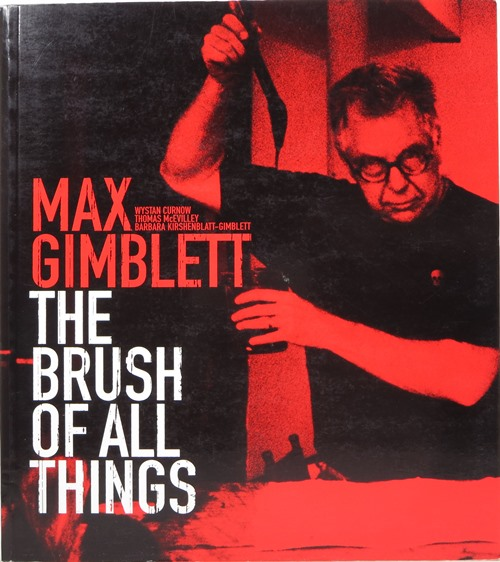 Image for Max Gimblett: The Brush of All Things