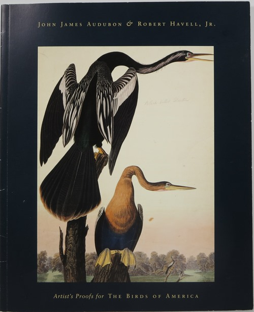 Image for John James Audubon & Robert Havell, Jr.: Artist's Proofs for The Birds of America
