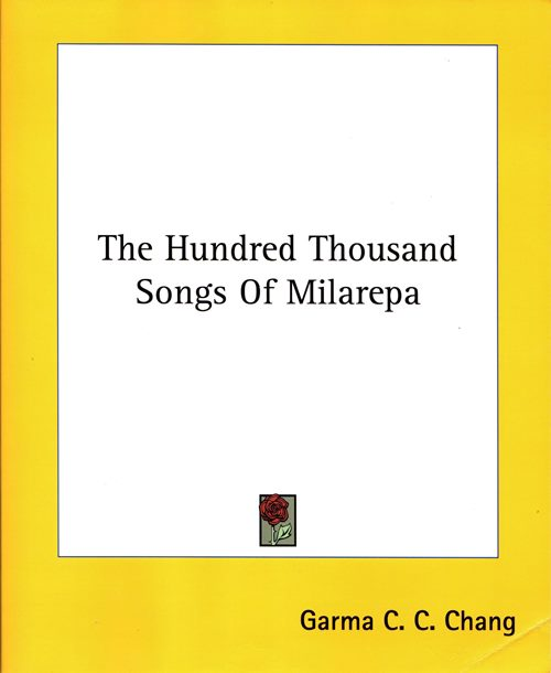 Image for The Hundred Thousand Songs of Milarepa