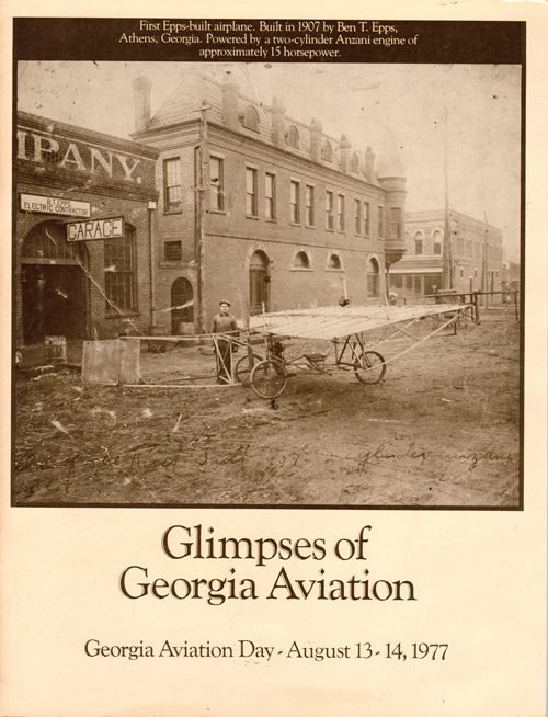 Image for Glimpses of Georgia Aviation: Georgia Aviation Day - August 13-14, 1977