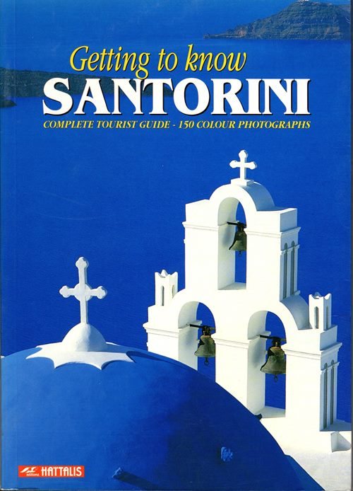 Image for Getting to Know Santorini: Complete Tourist Guide