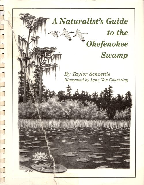 Image for A Naturalist's Guide to the Okefenokee Swamp