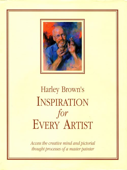 Image for Harley Brown's Inspiration for Every Artist