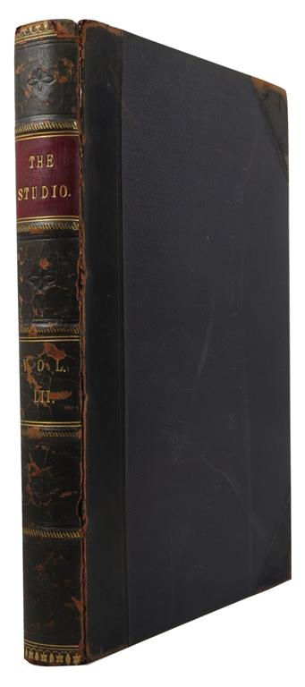 Image for The Studio: An Illustrated Magazine of Fine and Applied Art, Volume Fifty-Two (52)