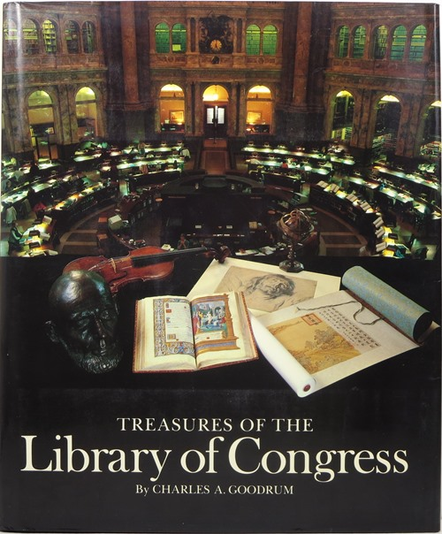 Image for Treasures of the Library of Congress