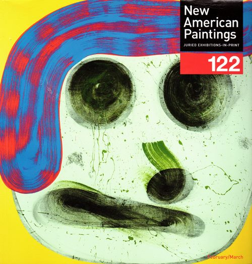 Image for New American Paintings 122, February/March 2016, Volume 21, Issue 1