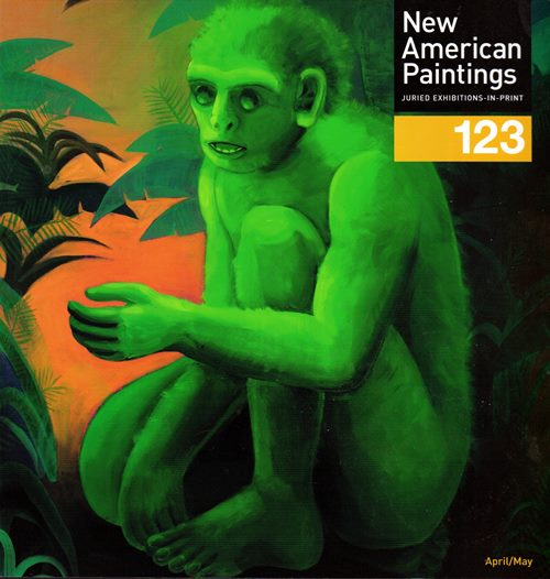 Image for New American Paintings 123, April/May 2016, Volume 21, Issue 2