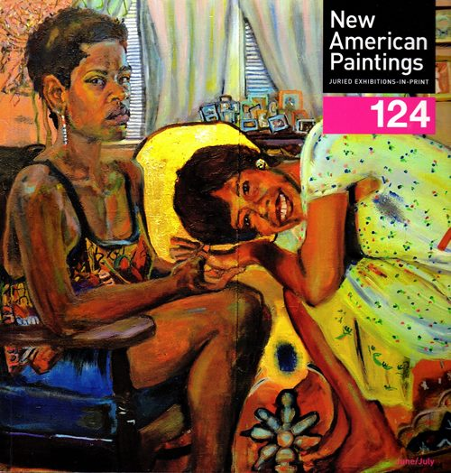 Image for New American Paintings 124, June/July 2016, Volume 21, Issue 3