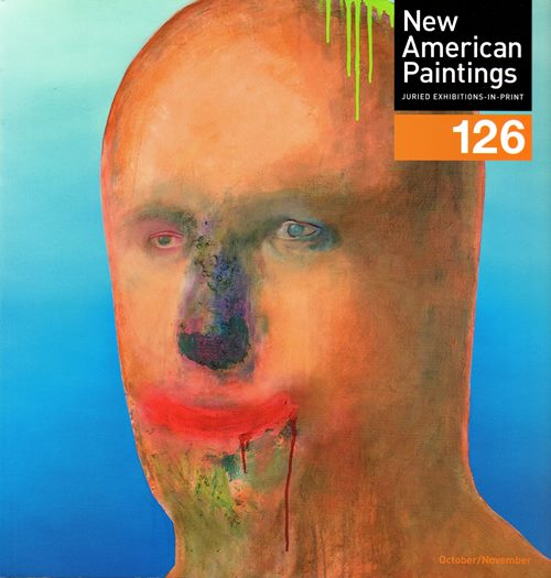 Image for New American Paintings 126, October/November 2016, Volume 21, Issue 5