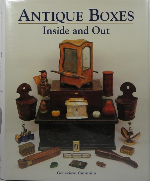 Image for Antique Boxes: Inside and Out
