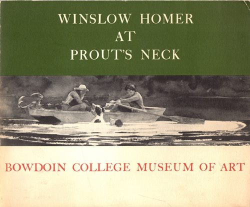 Image for Winslow Homer at Prout's Neck