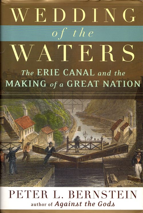 Image for Wedding of the Waters: The Erie Canal and the Making of a Great Nation
